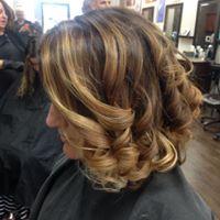 short curls
